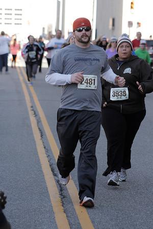 Finish, Gallery 8 - 2014 Cocoa Classic Detroit Half Marathon