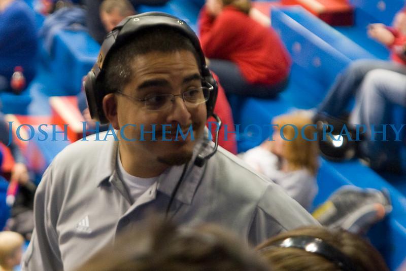 March 26, 2009 KU v Arkansas WBB WNIT 029