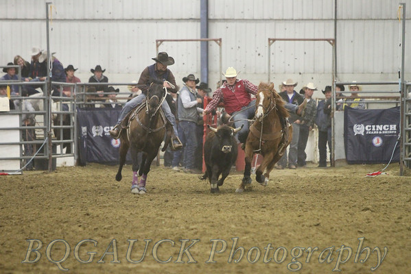 Gillette Steer Wrestling 2013