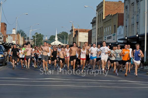 5K Race 6-11-2011