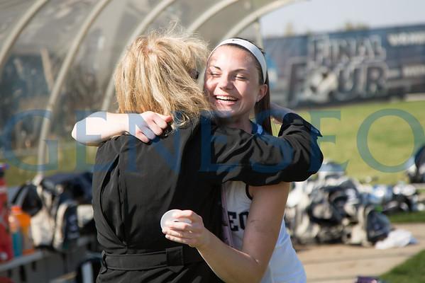 Women's Lacrosse vs. Ithaca (Faculty Recognition)