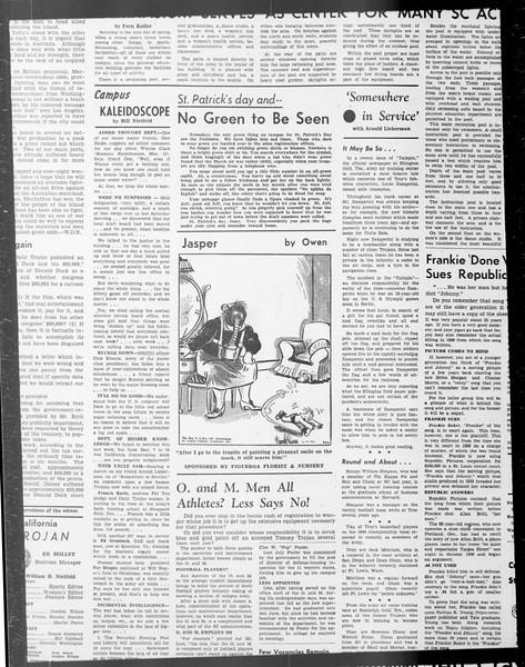 Daily Trojan, Vol. 33, No. 93, January 21, 1942