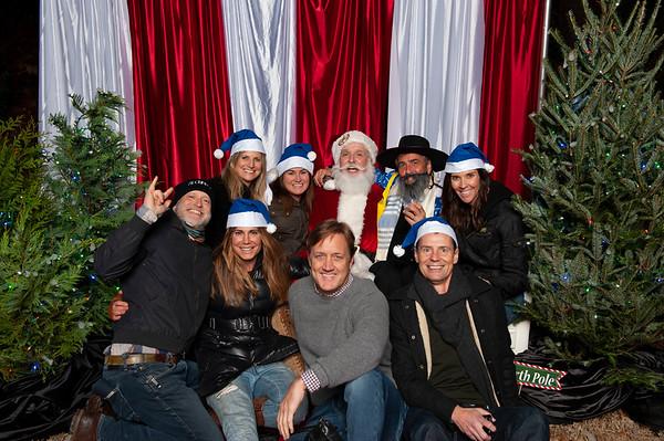 Brookwood Hills Santa 2019