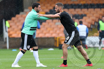 Port Vale v Bury Pre-Season-Friendly-2019-20