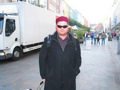 Hamburg, October 2005
