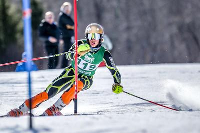 2016 Eastern High School Championships: Slalom