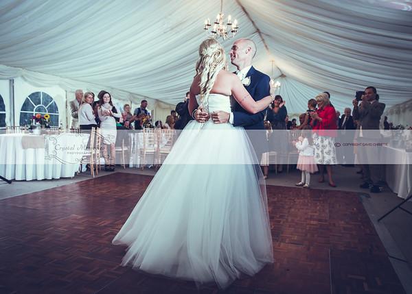 Kirsty & Darren wedding