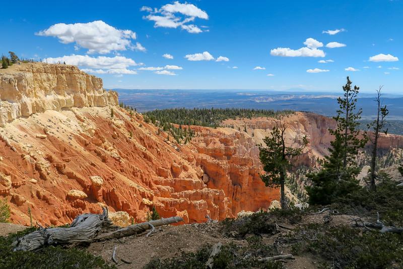 Bryce Canyon NP -- Bristlecone Loop (4-20-17)