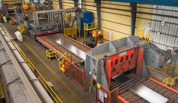 2019 Steel Warehouse Stills