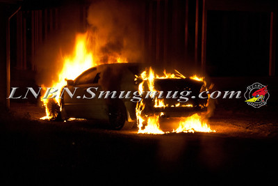 NAFCo Vehicle Fire 173 Steele Place 8-23-13