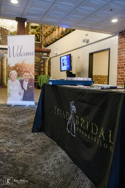 2019-07-23 Triad Bridal Association - Painted Plate