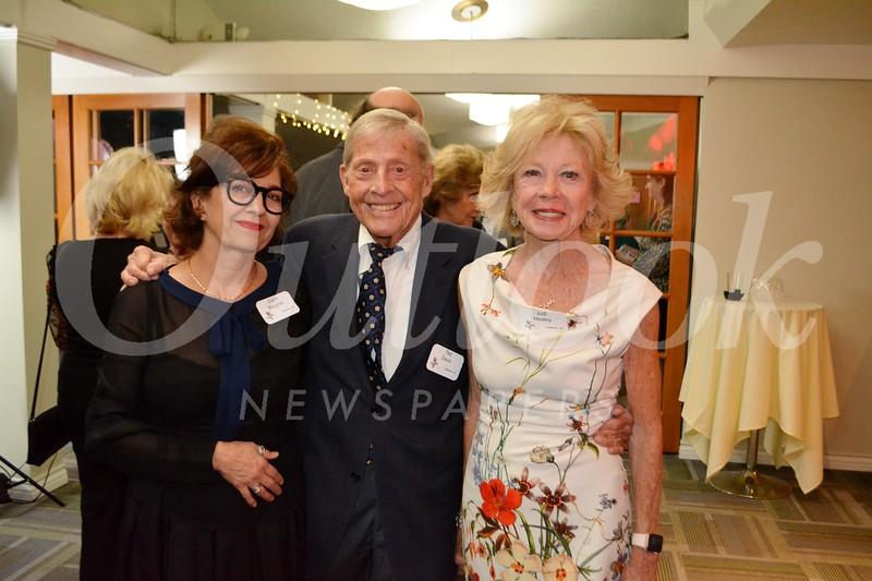 Clemencia Garza, Ted Davis and Judi Healy