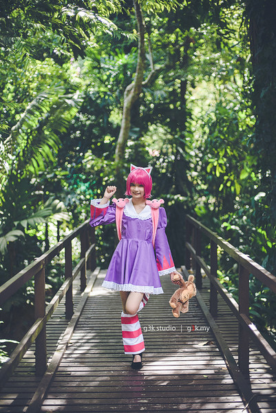 20150504 League of Legends Annie Cosplay