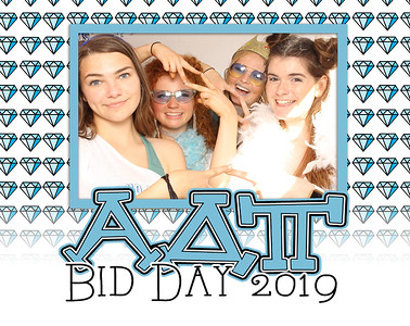 Ole Miss ADPi Bid Day 2019
