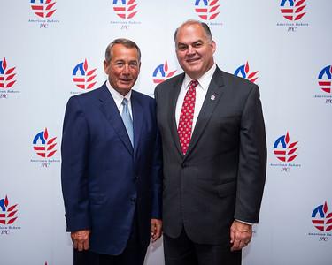Speaker Boehner PAC VIP 8x10s Album 1