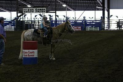 Llano Junior Rodeo 8/16/2014