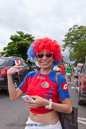 Costa RIca vs. Uruguay World Cup Afterparty 6/14/14