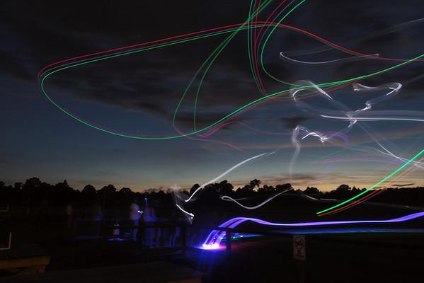 Air Masters Full Moon 9-30-2012