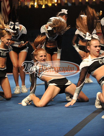 OA Pirates Cheerpower Tampa 2012
