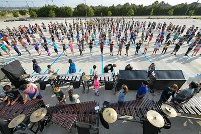 Reedy & Middle School Rehearsal