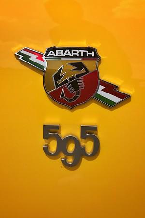 Lea Abarth 595 Hockenheim