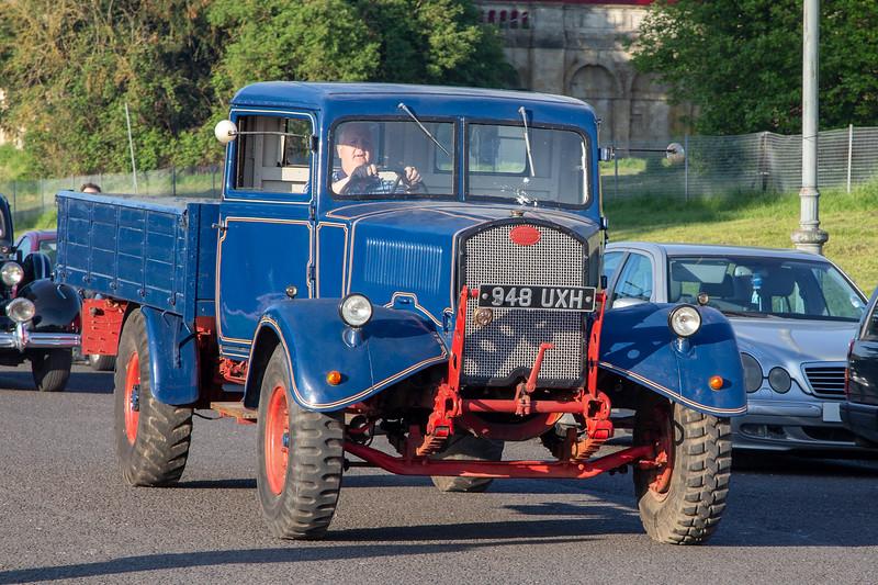948UXH 1940 Fordson WOT3