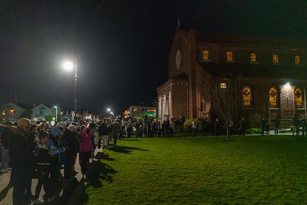 First Annual Christmas Tree Lighting - St. Ignatius Martyr
