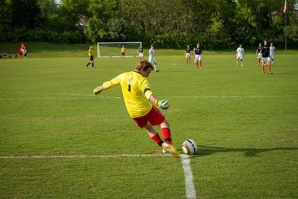 Boys Soccer 5-2-13