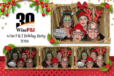 Wise F & I Holiday Party