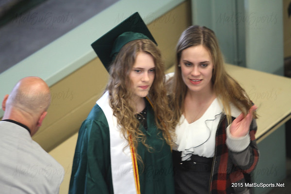 2015 Colony Graduation 5-13-2015