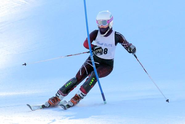 WUHS Alpine Ski Race 020118