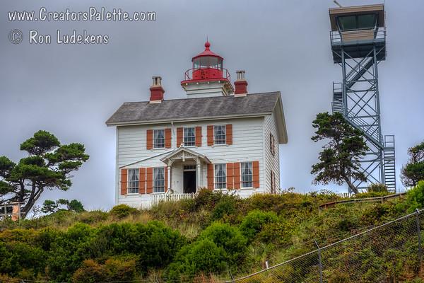 Yaquina Bay Lighthouse (Newport)