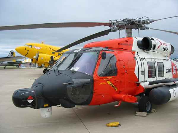 USCG HH-60J Jayhawk 'Elizabeth City'