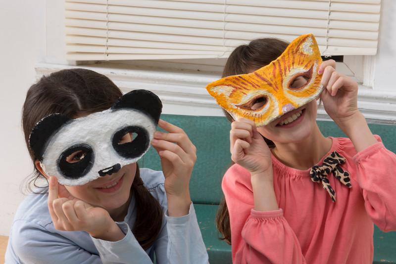 704 Animal Mask