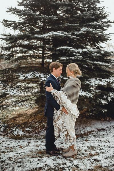 Requiem Images - Luxury Boho Winter Mountain Intimate Wedding - Seven Springs - Laurel Highlands - Blake Holly -558.jpg