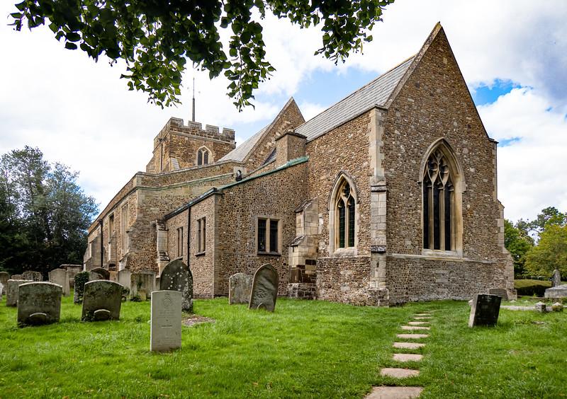 Roxton, St. Mary Magdalene