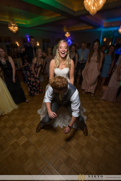 Lance and Emilee - May 5th 2017 - Hudson Manor