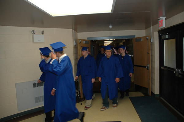 2007 Tri-Valley Graduation