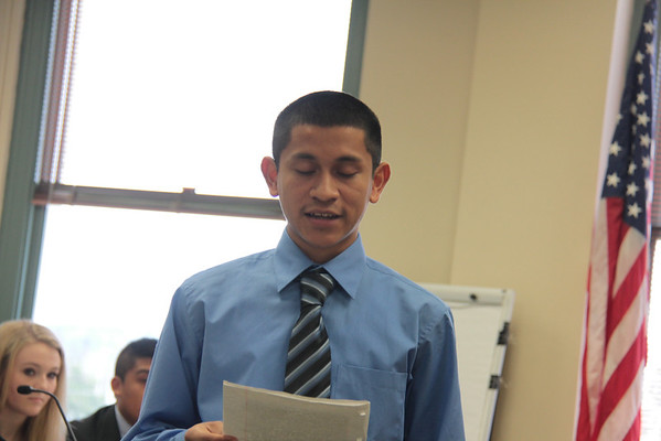 Mock Trial Competition 3/2/13