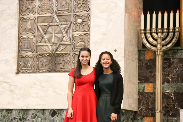 Zoe & Nadya's B'not Mitzvah 1/6/18