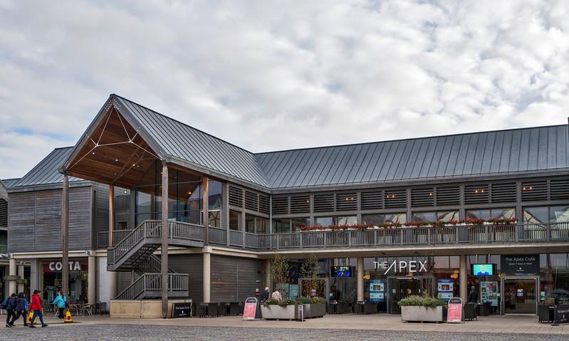 Apex Centre (venue)