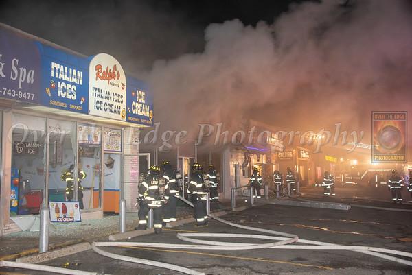 East Meadow Building Fire 03/16/2021