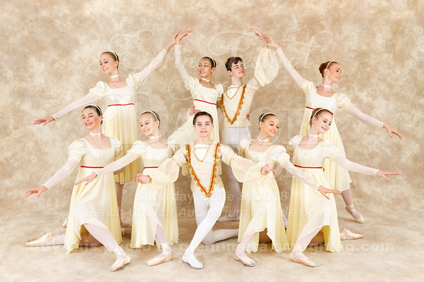 RAD Level 6 Ballet