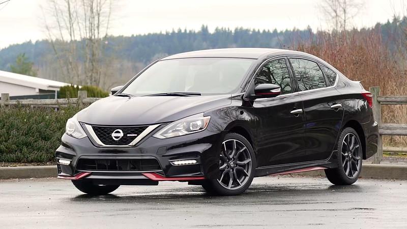 2017 Nissan Sentra NISMO Parked Reel