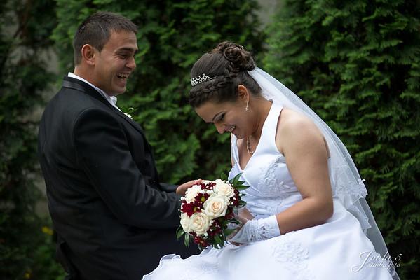 Nuntă Gina & Atty