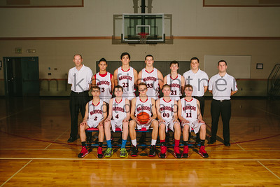 HS Boys Varsity Basketball