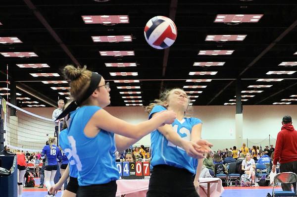 Cass County 14U Volleyball 2020