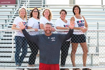 Clear Lake Football Mom Squad