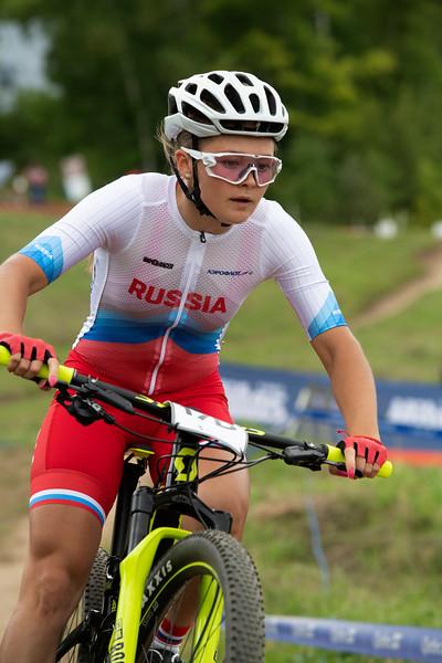 Anna Mirolyubova - Russian Federation