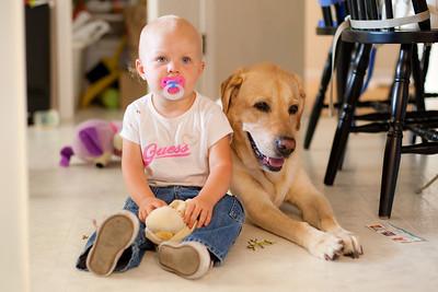 07/22/11-Zoe and Cibo